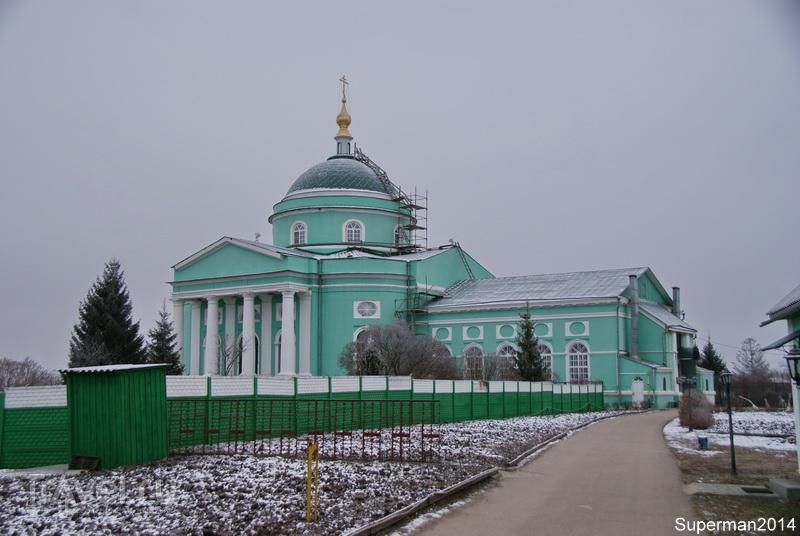 Посёлок Выездное / Россия