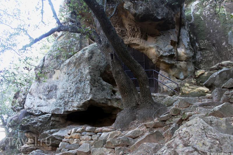 Пещеры Santa Ynez / Фото из США