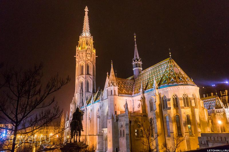Четыре ночи в Будапеште / Венгрия