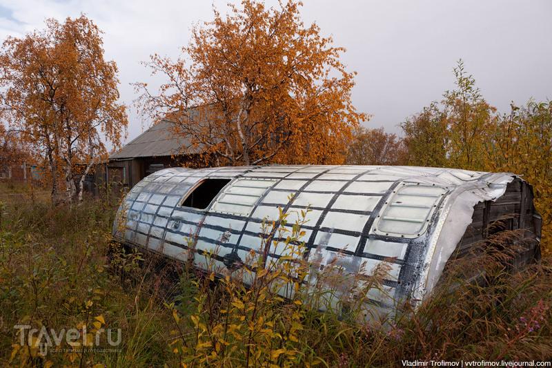 Жизнь северного села Хонгурей / Фото из России