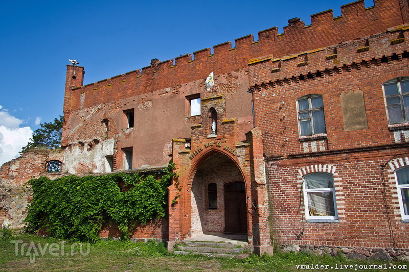 Замок Шаакен / Россия