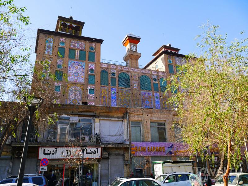 Тегеран не туристический или куда не ступает нога туриста / Иран