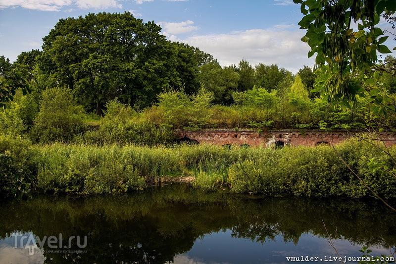 Форты Кёнигсберга. Форт 4. Гнайзенау / Россия