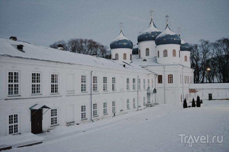 Великий Новгород, Свято-Юрьев монастырь / Россия