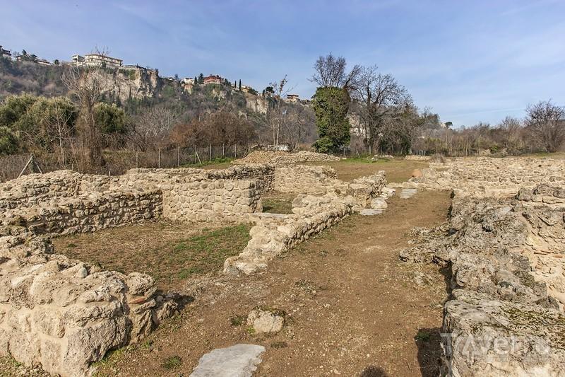 Эдесса - город македонских царей / Греция