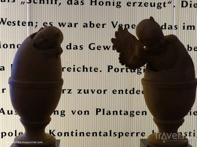 Сладкий марципановый рай в Любеке / Германия