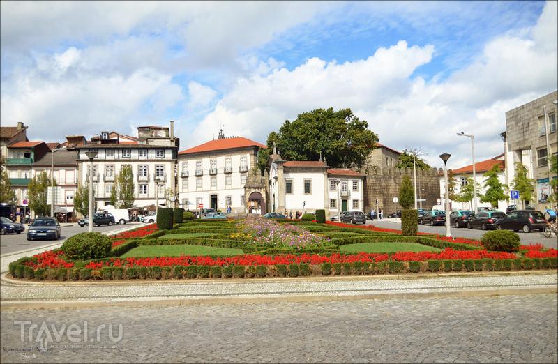 Гимарайнш (Guimarães). Португалия 2014 / Фото из Португалии