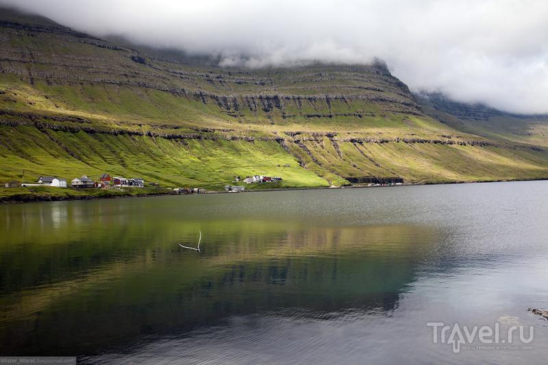 Фареры: острова Куной, Борой, Вийой, Эйстурой / Фото с Фарерских островов