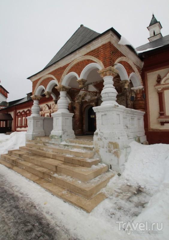 Саввино-Сторожевский монастырь в Звенигороде / Россия