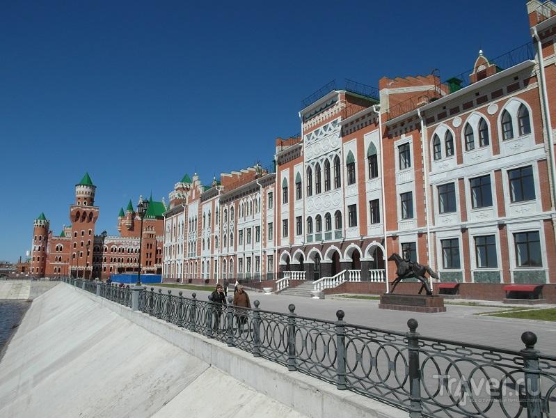 Йошкар-Ола, эпоха РФ / Фото из России