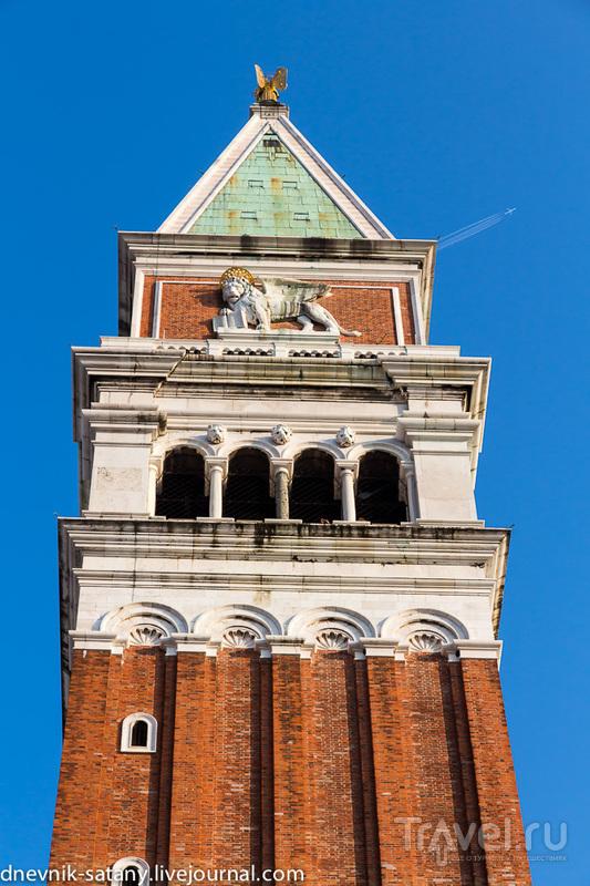 Венеция - настоящий музей под открытым небом / Фото из Италии
