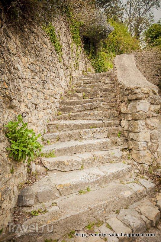 Рона-Альпы: Cliousclat и Mirmande / Фото из Франции