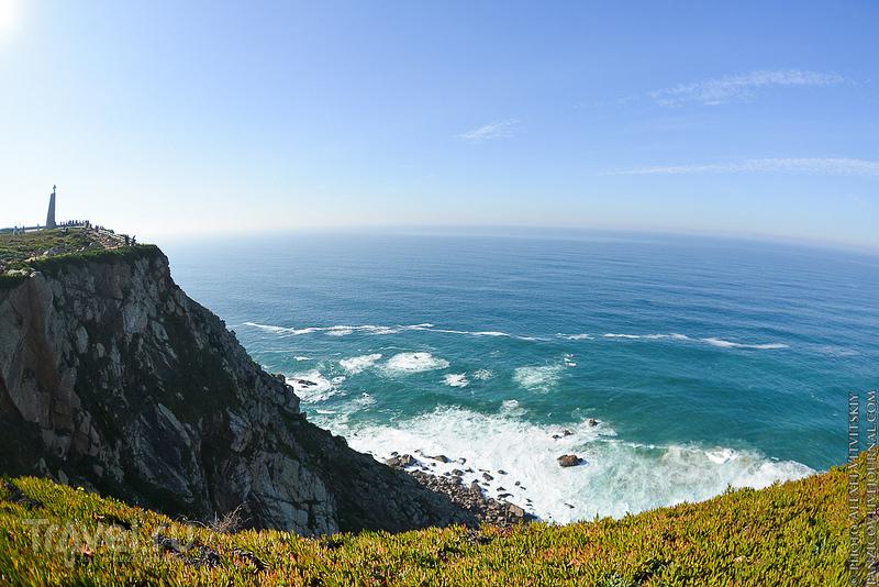 Самая западная точка Европы - Cabo da Roca / Португалия