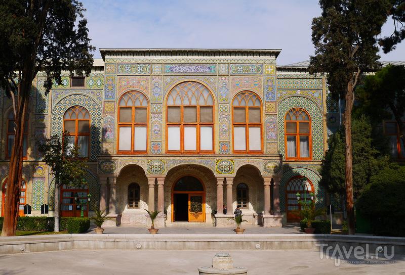 Тегеран туристический или куда обязана ступить нога любого туриста / Иран