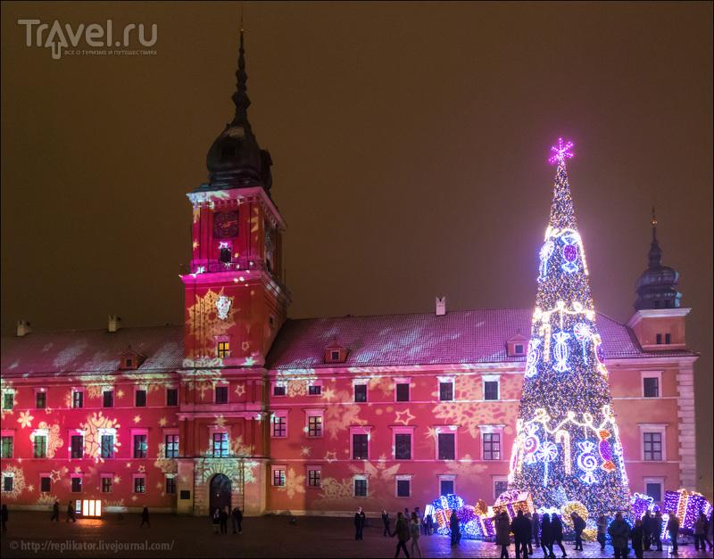 Новый год в Варшаве / Польша