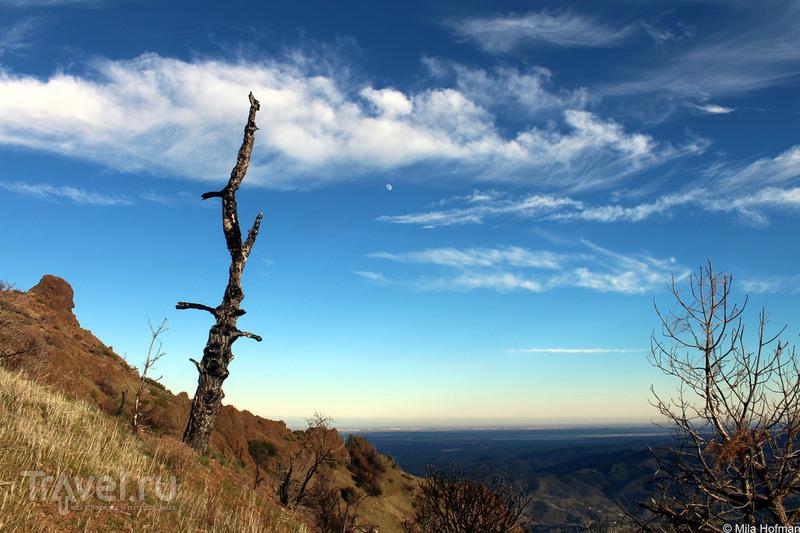 Дьявольски прекрасная гора Diablo / Фото из США