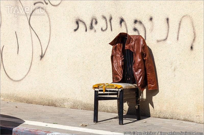 Израильские фотозарисовки. Один день в Тель-Авиве: Неве-Цедек / Фото из Израиля
