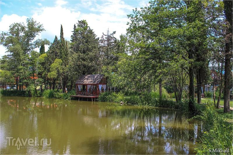Озеро Дивное / Россия