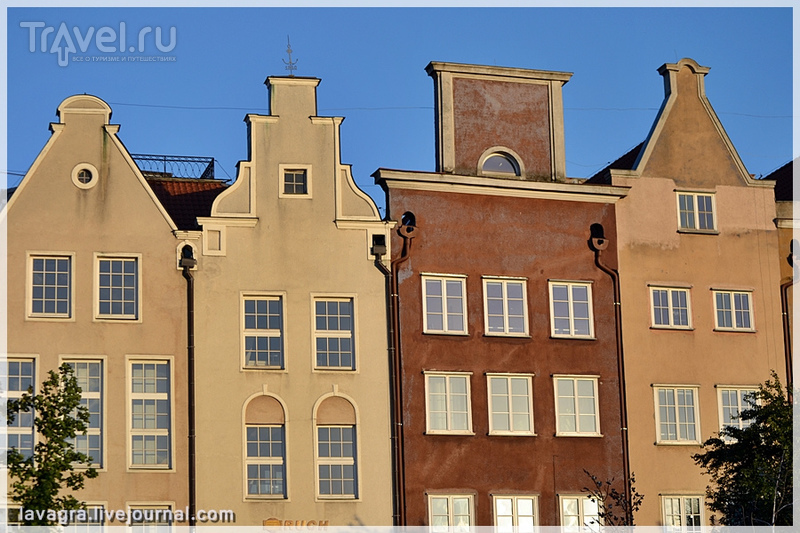 Вольный город Гданьск / Фото из Польши