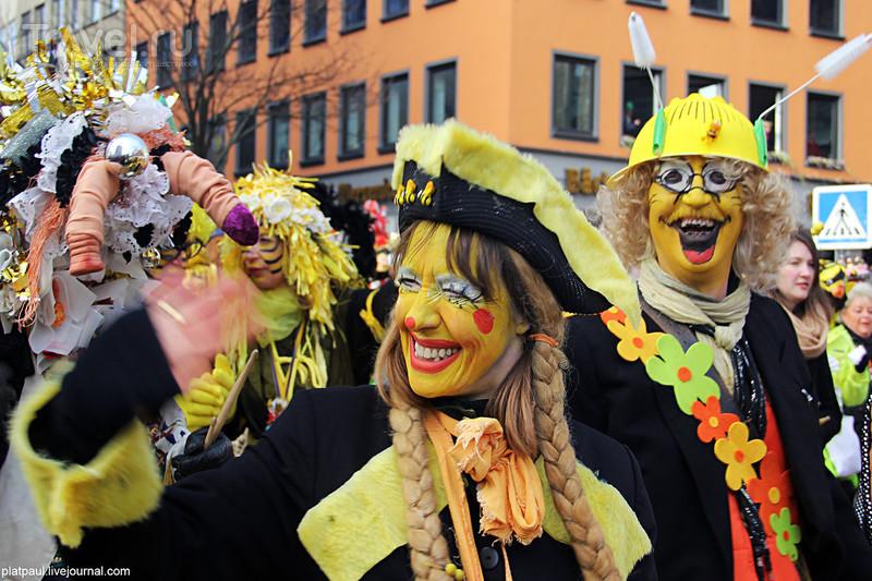 Кельн. Карнавал в лицах / Германия