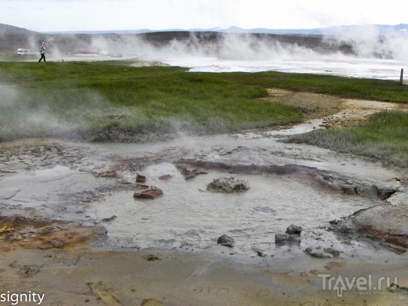 """Невероятная Исландия """"по полочкам"""". Термальные источники и гейзеры / Исландия"""