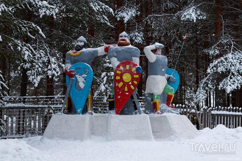 Вотчина Деда Мороза - сказка Великого Устюга / Россия