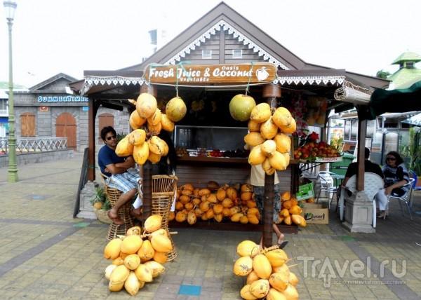 Особенности маврикийской кухни / Маврикий