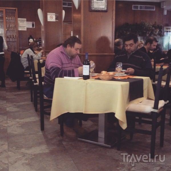 Что делать в Валенсии и окрестностях? Еда / Испания