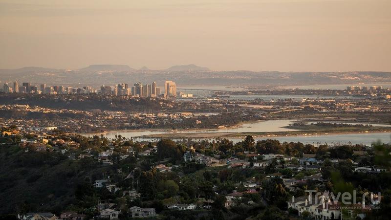 Калифорния менее туристская / США