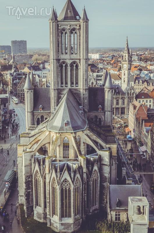 Вверх по Беффруа / Бельгия