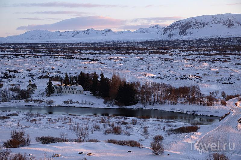 Исландия. Январь / Исландия