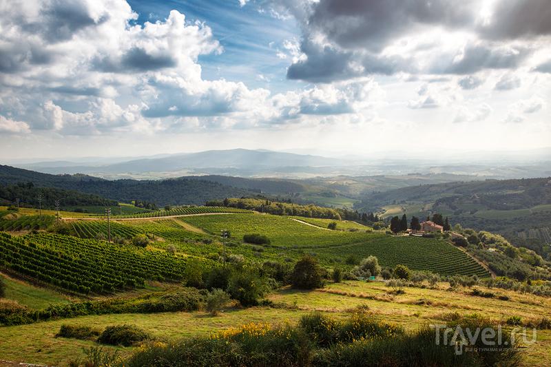По северной Италии на машине. Ломбардия и Тоскана / Фото из Италии