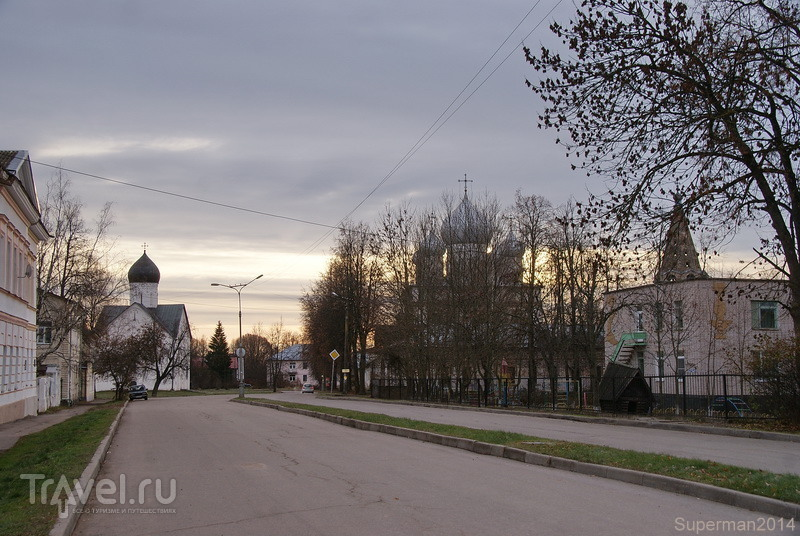 Великий Новгород. Осмотр достопримечательностей / Россия