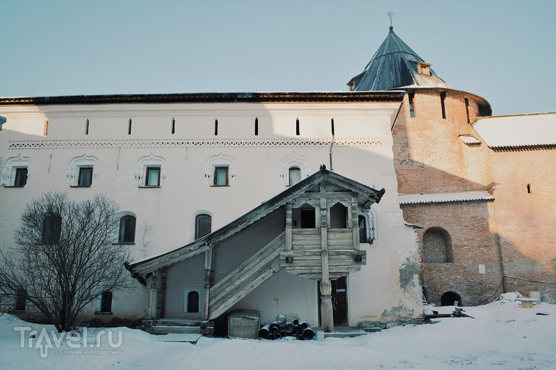 Великий Новгород: достопримечательности внутри Детинца / Россия