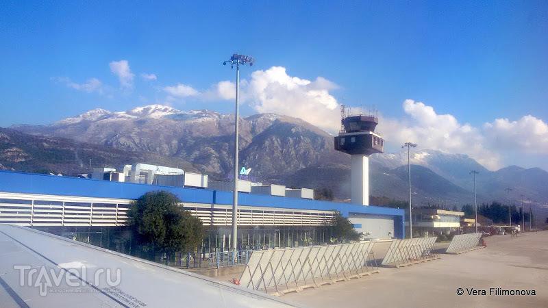 Перелет из Албании в Москву через черногорский Тиват компанией S7 / Албания