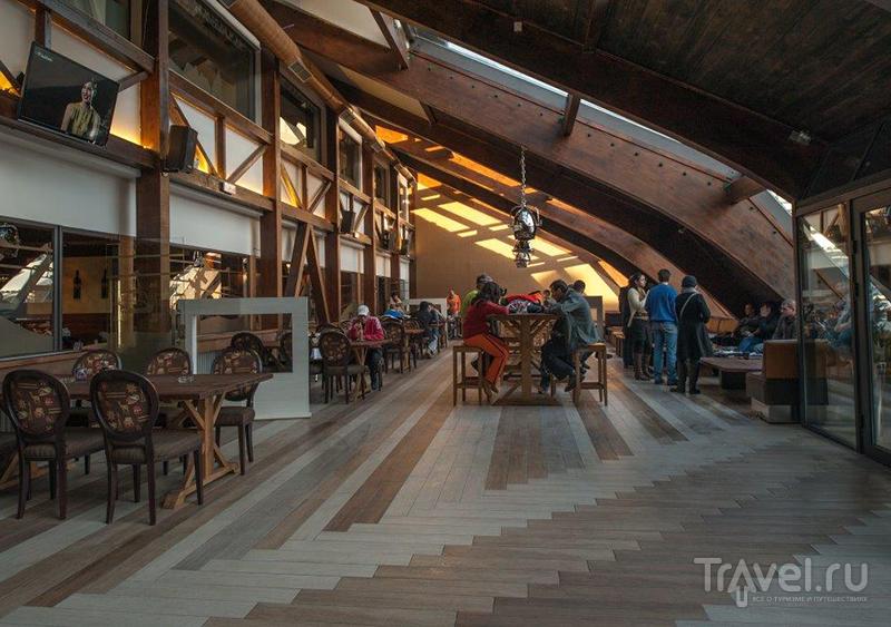 Одна из террас в Grand Hotel & Spa / Фото из Сербии