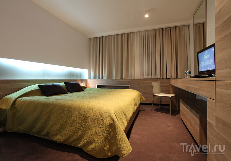 Grand Hotel & Spa, двухместный номер / Фото из Сербии