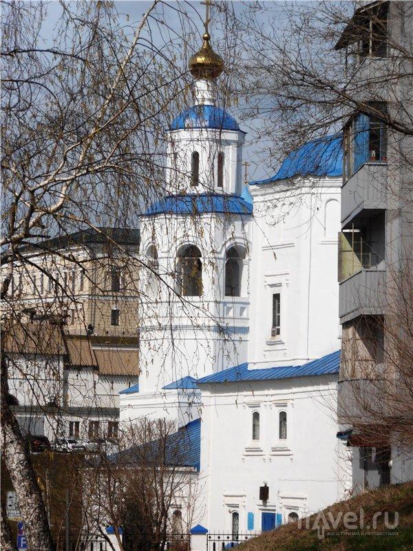 Казань: на перекрёстке двух культур / Россия