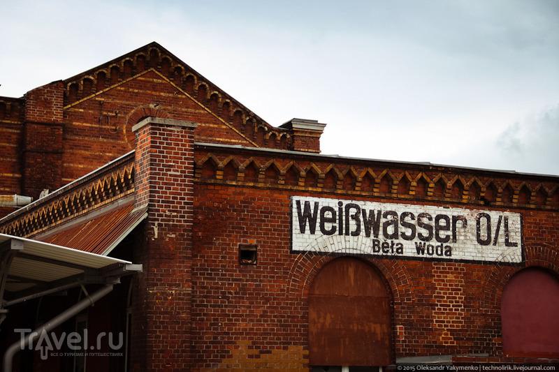 Сказочная Саксония. Лесная узкоколейка и знаменитый базальтовый мост / Фото из Германии