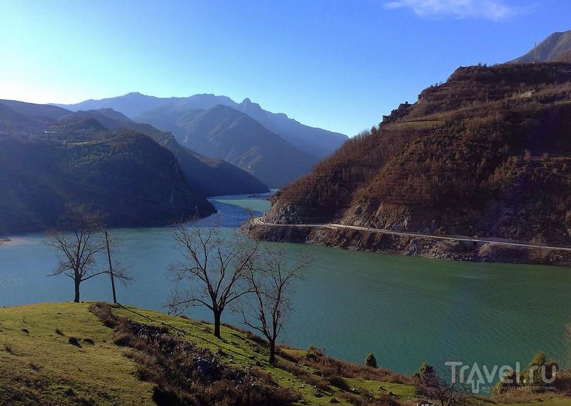 Северо-Албанские Альпы - 178 км красоты и адских серпантинов / Фото из Албании