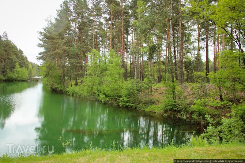 Сказочная Саксония. Уникальный геопарк Muskauer Faltenbogen / Фото из Германии