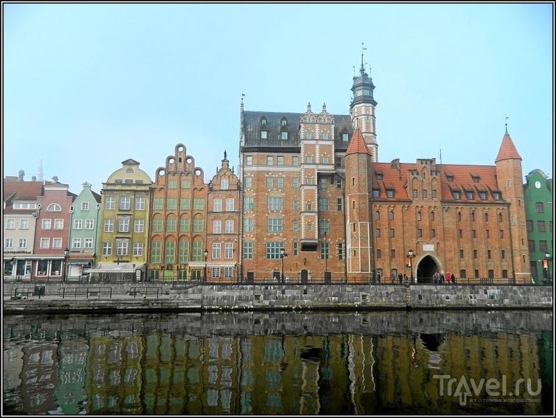 Гданьск. На набережной / Фото из Польши