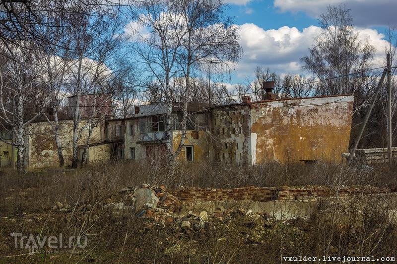 Дом отдыха Петровский. Бывшая усадьба Звегинцовых / Россия