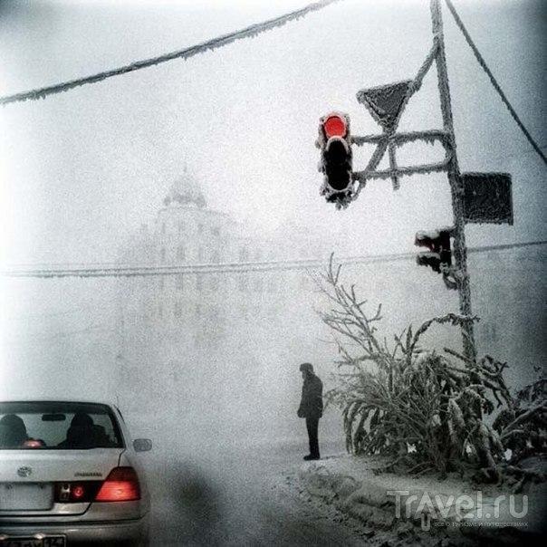 Впечатления американца от посещения Якутска / Россия