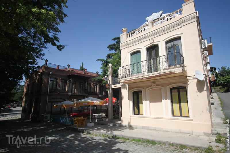 Грузия, Сигнахи. Город, в котором хочется писать картины / Фото из Грузии