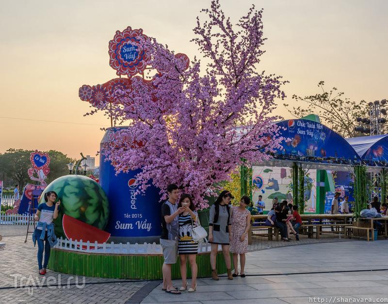 Вьетнамский Новый год / Фото из Вьетнама
