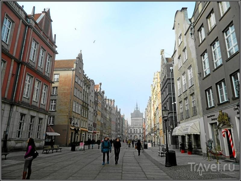 Гданьск. Королевский тракт / Фото из Польши