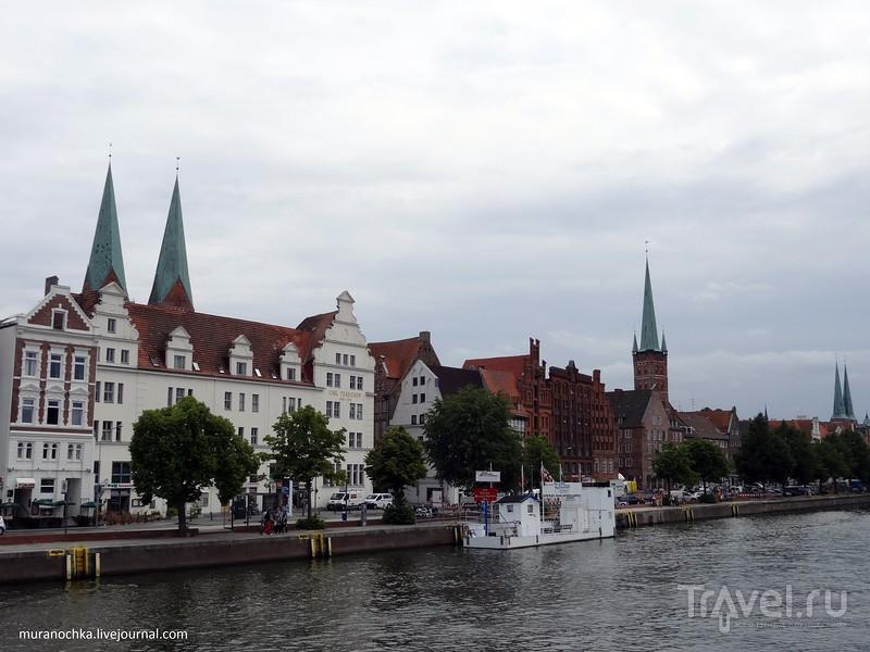 Ганзейский Любек: старейшая Ратуша и Рыночная площадь / Германия