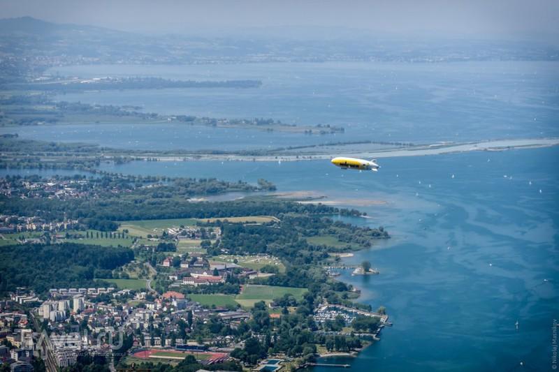 Швабское море на немецкой Ривьере / Германия