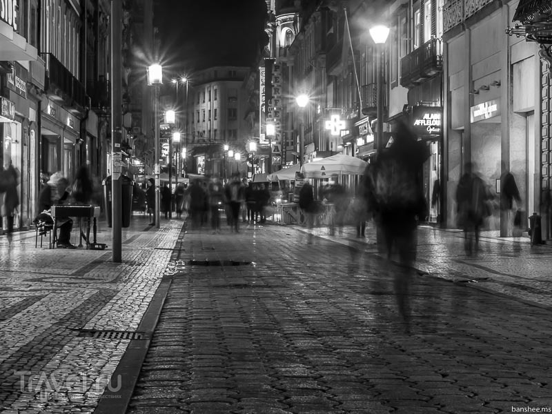 Вечерний Порту / Португалия